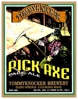 CO TOM 22A PICK AXE ALE N