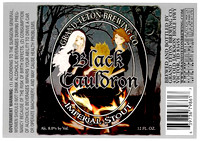 ID GTB 12B BLACK CAULDRON N