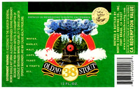 CA NCB 12B OLD 38 STOUT U