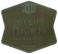 NJ KANE 750 SILENT NIGHTS