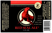 CA NCB 12B RED SEAL ALE NU