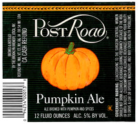 NY BKN 12B POST ROAD PUMPKIN U