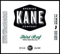 NJ KANE 16A THIRD REEF U