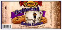 FL CCB 12B OATMEAL RAISIN COOKIE N