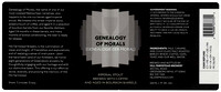 VT HF 500A GENEALOGY OF MORALS U