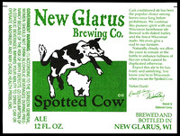 WI NG 12C SPOTTED COW