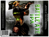 NH KEL 16A BATTLE AXE IPA U