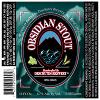 OR DES 12A OBSIDIAN STOUT 1N