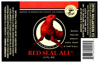CA NCB 12B RED SEAL ALE U