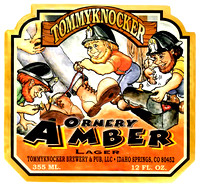 CO TOM 12B ORNERY AMBER U