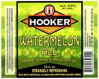 CT HOO 12B WATERMELON ALE