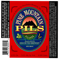 OR DES 12B PINE MOUNTAIN PILS N