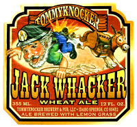 CO TOM 12B JACK WHACKER WHEAT U